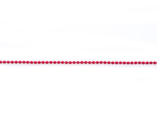 ΑΛΥΣΙΔΑ ΜΕΤΑΛΛΙΚΗ ΧΡΩΜΑΤΙΣΤΗ ΜΠΙΛΙΑ ΚΟΚΚΙΝΗ (κωδ.7020821)