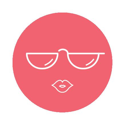 Γυαλιά Πρεσβυωπίας για Μακιγιάζ